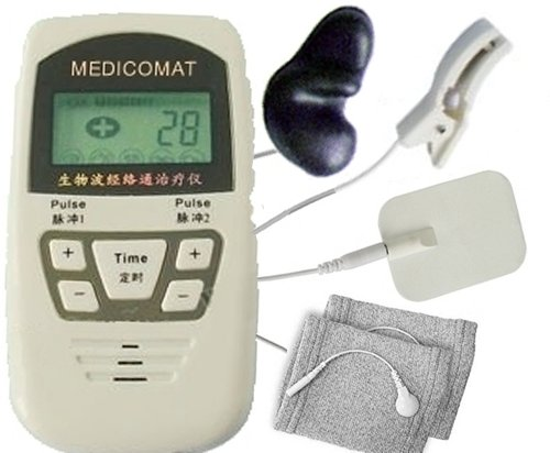 Stop Smoking with Acupuncture Medicomat-10SM Quit Smoking Treatments With Auricular Acupuncture Device Smoking Cessation Treatment Ear Acupuncture Points to Help Stop Smoking and Control Addictions Acupuncture Help Break the Cigarette Habit