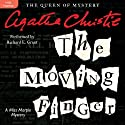 The Moving Finger: A Miss Marple Mystery Audiobook by Agatha Christie Narrated by Richard E. Grant