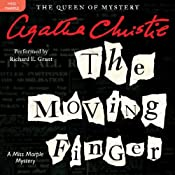 The Moving Finger: A Miss Marple Mystery | Agatha Christie