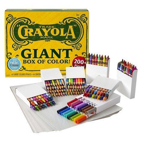 Vintage Crayolas