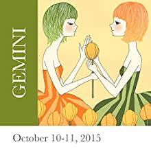 Gemini: October 10-11, 2015  by Tali Edut, Ophira Edut Narrated by Lesa Wilson