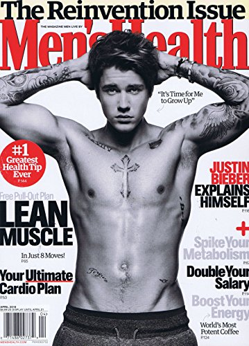 Men's Health [US] April 2015 (単号)