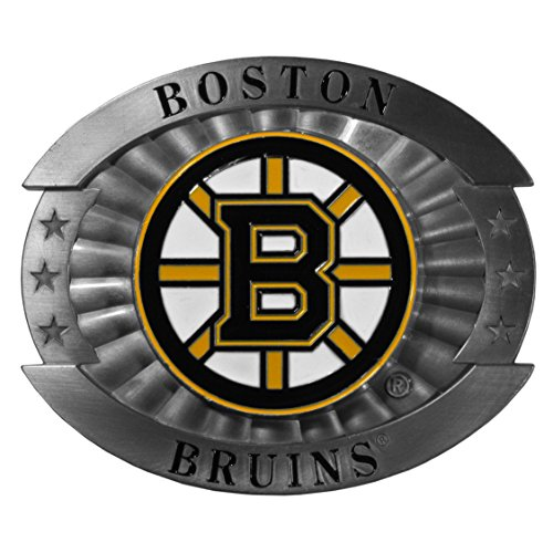 NHL Boston Bruins Oversized Buckle (Boston Bruins Belt Buckle compare prices)