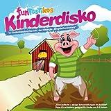 Kinderdisco mit den Funtastikos - Kinderlieder zum Tanzen bekannt aus dem Kindergarten und den Urlaubsclubs FTI, TUI best FAMILY & 1-2-Fly Solino! Empfohlen für Kindergeburtstag und Kinderparty! Funtastikos