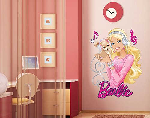 Klebefieber DS 1008-B Wandtattoo Music Love B x H: 80cm x 114cm (erhältlich in 9 Größen) online kaufen