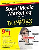 Social Media Marketing All-in-One For Dummies