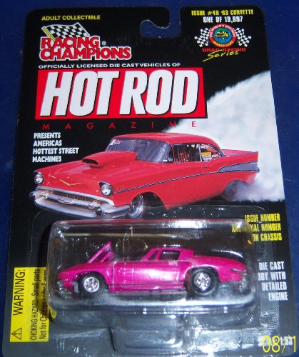 "1998 Hot Rod Magazine 55th Anniversary Collector Series: 1963 Chevy Corvette - Chevy's ""Super Sting Ray"" - 1"