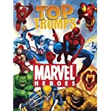 Marvel Heroes (Top Trumps)by Tom O'Malley