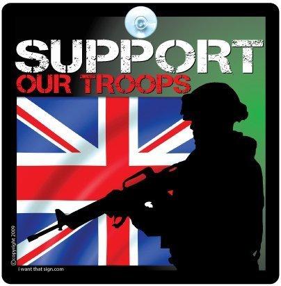support-our-troops-british-army-auto-cartello-mostra-il-tuo-supporto-per-membri-del-gruppo-di-il-bri