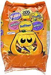 Nestle Assorted Halloween Candy, 62 Ounce