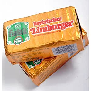 Limburger Cheese - Creamy, 8 oz.