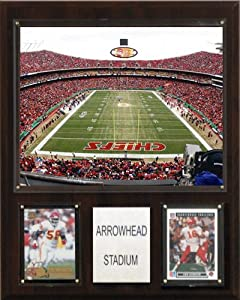 NFL Arrowhead Stadium Stadium Plaque by C&I Collectables