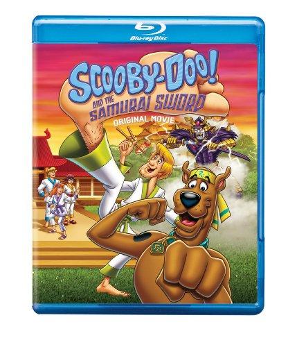 Scooby-Doo and the Samurai Sword (Blu-ray)