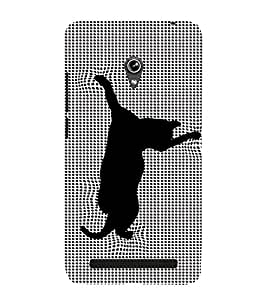 EPICCASE Cat illusions Mobile Back Case Cover For Asus Zenfone 6 (Designer Case)