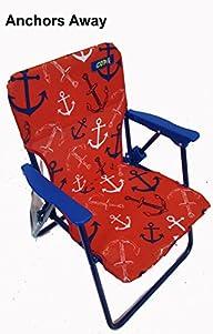 Kids Folding Backpack Beach Chair (An…