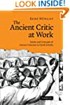 The Ancient Critic at Work: Terms and...