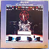 RUSH all the world's a stage 2 LP Mint- SRM-2-7508 GK Masterdisk 1976 Kong