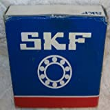 SKF Deep Groove Ball Bearing, Double Sealed, Standard Cage, Normal Clearance