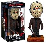 Jason Woorhees Bobble Head Figure: Wacky Wobbler Horror Movie Series