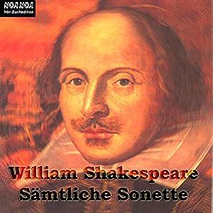 Shakespeare Sonette Hörbuch