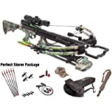Parker X115-PS Gale Force Crossbow, Camouflage