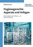 Hygienische Produktion. Band 2: Hygienegerechte Apparate und Anlagen title=