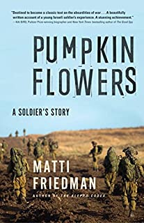 Book Cover: Pumpkinflowers: A Soldier's Story