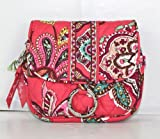 Vera Bradley Little Hip Bag in Call Me Coral Purse Reviewed