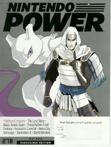 Nintendo Power Magazine ~ #278 May 2012 *Subscriber Edition (Nintendo Power Last Issue compare prices)