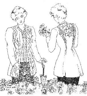 1890s-1905 Edwardian Gibson Girl Era Clothing Links  Edwardian Walking Jacket Pattern                               $15.95 AT vintagedancer.com