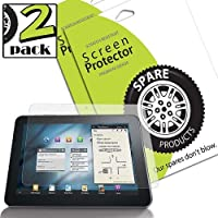 Spare Products Screen Protector Film for Samsung Galaxy Tab 8.9 - (2 Pack) Diamond