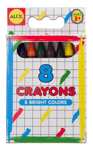 ALEX Toys Artist Studio Wax Crayons - 1