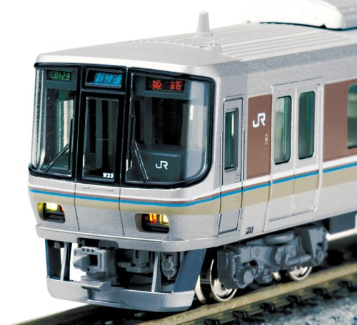 KATO Nゲージ 10-536 223系2000番台 (2次車)新快速 (8両) / カトー