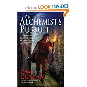 The Alchemist's Pursuit by Dave Duncan