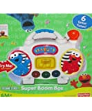 Fisher Price Elmo's Super Boom Box