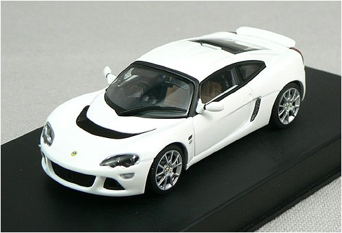 Lotus Europa S Die Cast Model - LegacyMotors Scale Model Cars [Toy] (japan import)
