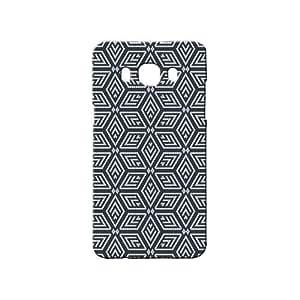 BLUEDIO Designer 3D Printed Back case cover for Samsung Galaxy J5 (2016) - G4354