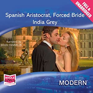 Spanish Aristocrat, Forced Bride | [India Grey]