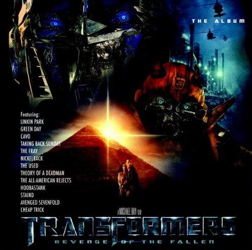 Transformer Revenge from WARNER MUSIC JAPAN