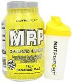 Nutrisport MRP Banana Malt Shaker 1Kg