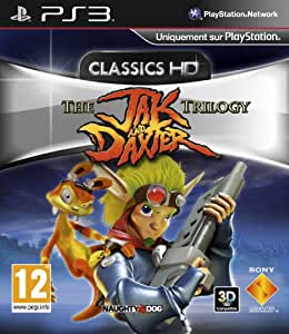 Jak & Daxter : trilogie 3D - classics HD