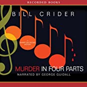 Murder in Four Parts: A Dan Rhodes Mystery | [Bill Crider]
