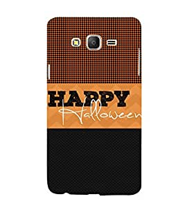 Happy Halloween 3D Hard Polycarbonate Designer Back Case Cover for Samsung Galaxy On5 :: Samsung Galaxy On 5 G550FY