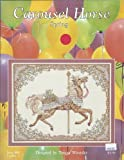 img - for Carousel Horse - Spring (Counted Cross Stitch) book / textbook / text book