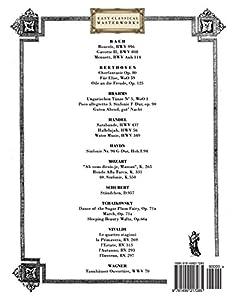 Les Chefs-d'oeuvre de la Musique Classique pour la Flûte Traversière: Pièces faciles de Bach, Beethoven, Brahms, Haendel, Haydn, Mozart, Schubert, Tchaïkovski, Vivaldi et Wagner from CreateSpace Independent Publishing Platform