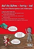 Image de Macht doch mal Theater!: Schatten-, Puppen- und Rollen-Theater für Grundschulkinder