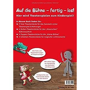 Macht doch mal Theater!: Schatten-, Puppen- und Rollen-Theater für Grundschulkinder