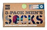 Pact Argyle, Stripe & Polka Dot Men's Dress Socks 3 Pack Gift Box