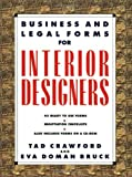 Business and Legal Forms for Interior Designers (1581150970) by Bruck, Eva Doman