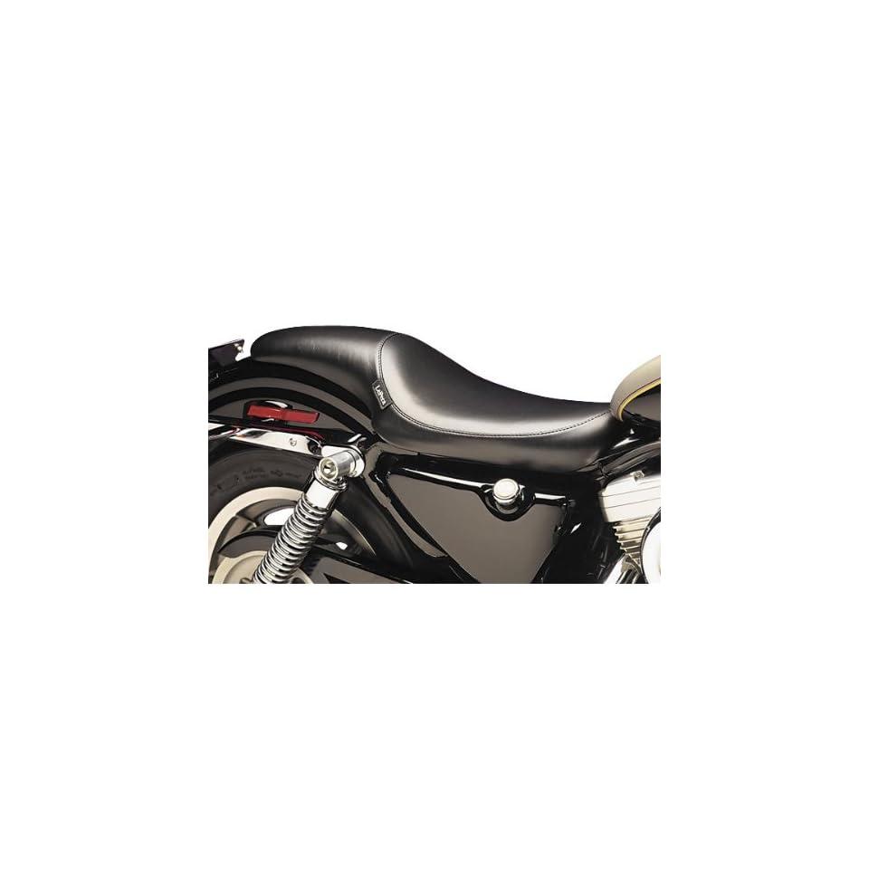 Le Pera Silhouette Vinyl Seat for Harley Davidson 1982 2006 Sportster models   HD XLH1000 1982 1985